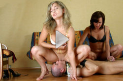 brutal facesitting videos 10